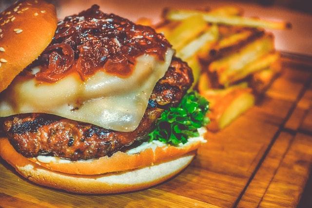 La miglior confezione per il miglior hamburger