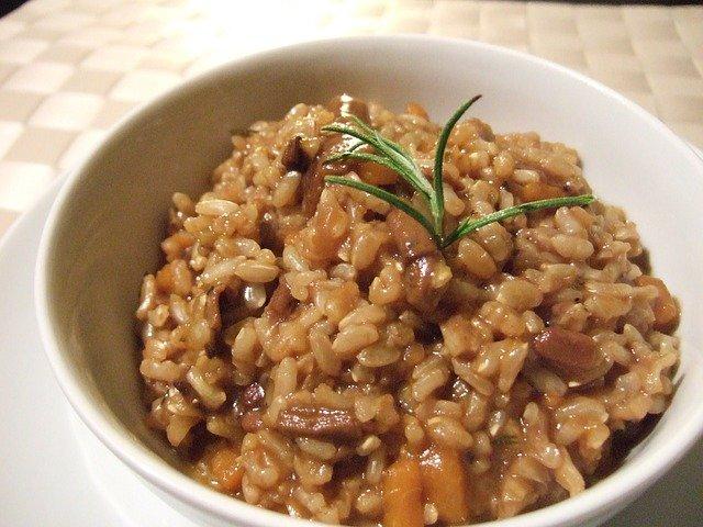 La stagione dei risotti