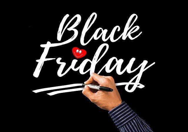 Black Friday, oggi o mai più!