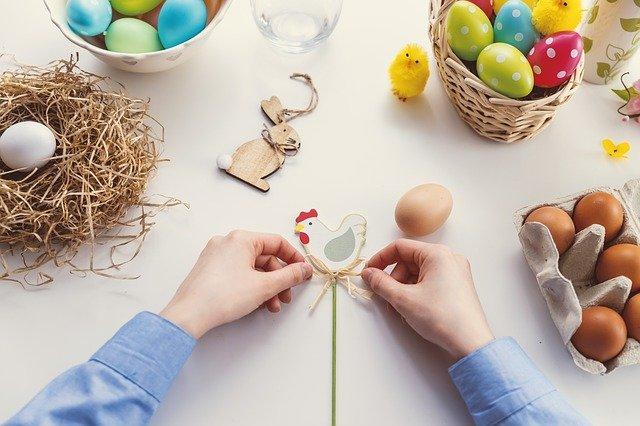 Pasqua e delivery, intesa perfetta!